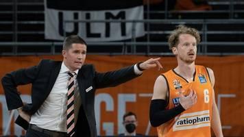 Ex-Nationalspieler Günther verlängert bei Ulms Basketballern