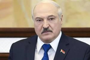 Belarus: EU-Außenminister wollen Sanktionen in Kraft setzen