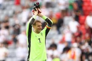 DFB-Kapitän Neuer auch gegen Ungarn mit Regenbogen-Binde