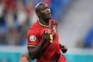 Fußball-EM - Finnland gegen Belgien im Live-Ticker - Fußball-EM: Hazard fehlt mit Knieproblemen