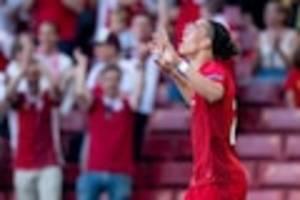Fußball-EM - Russland gegen Dänemark im Live-Ticker - Fußball-EM: Dänen hoffen auf Heimvorteil