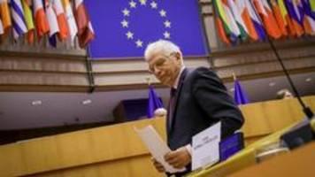 eu-außenministertreffen: sanktionen gegen belarus, neue russlandstrategie