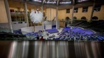 Zieleinlauf im Bundestag: Welche Gesetze schaffen es noch?