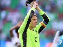 Deutsche Nationalmannschaft: Manuel Neuer - jetzt auch mit Haltung