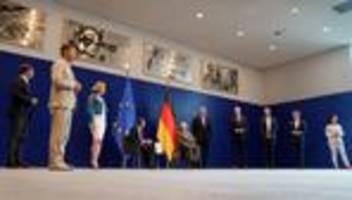 bundestag: union gibt olaf scholz teilverantwortung für wirecard-skandal