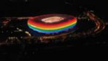 Regenbogen-Verbot: Die Scheinheiligkeit der Uefa
