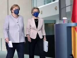 Corona-Aufbauplan bewilligt: Deutschland kann mit EU-Milliarden rechnen