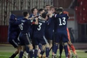 Europameisterschaft: Das müssen Sie zum Spiel Kroatien gegen Schottland wissen