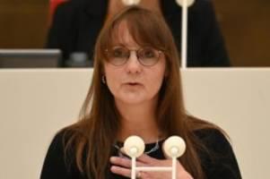 Kabinett: Ministerin Lange verschiebt Aufstellung des Haushalts 2022