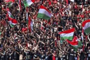 EM 2021: EM: Polizei München rechnet mit 200 ungarischen Problemfans