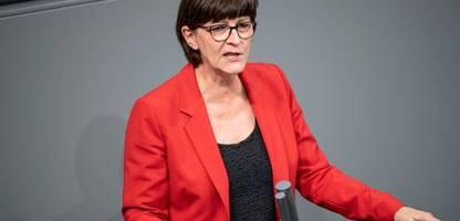 staatstrojaner: saskia esken erntet kritik aus spd-fraktion