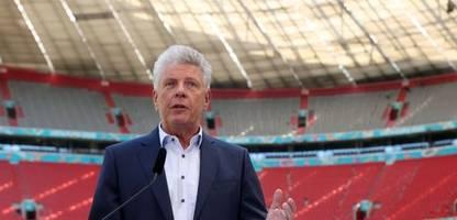 Fußball-EM 2021: München-OB Dieter Reiter kritisiert Regenbogen-Verbot der Uefa