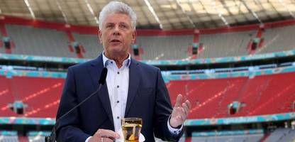 Fußball-EM 2021: Uefa verbietet Regenbogen-Arena - Das sagt Münchens Oberbürgermeister Thomas Reiter