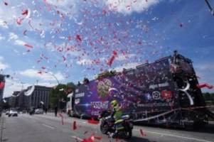 demonstrationen: alarmstufe rot: musikparade zieht durch hamburg