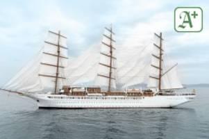"""Schifffahrt: """"Sea Cloud Spirit"""": Hamburgs neuer Traumsegler ist fertig"""