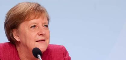 Merkel zum zweiten Mal gegen Corona geimpft