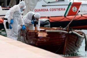 Ermittlungen: Deutsche fahren mit Yacht über Holzboot – junges Paar stirbt