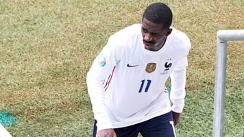 Frankreich-Weltmeister Ousmane Dembélé muss unters Messer