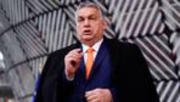 em 2021: viktor orbán sagt offenbar reise zum länderspiel in münchen ab