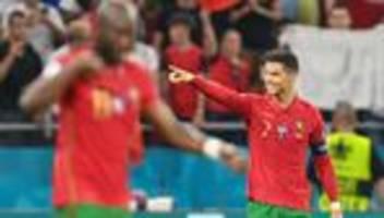 Fußball-EM: Portugal und Frankreich ziehen ins Achtelfinale ein