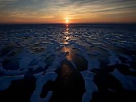 Über der arktis: klimawandel löst rekord-ozonverlust aus