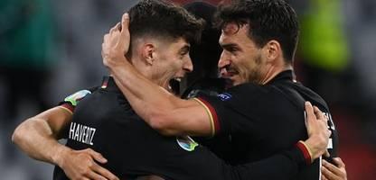 Fußball-EM 2021: Deutschland nach dem Achtelfinaleinzug - die Pralinenschachtel-Mannschaft