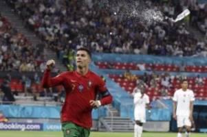 Fußball-EM: Elfer-Festival und Rekorde: Portugal 2:2 gegen Frankreich