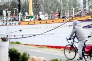 Schifffahrt: Schulschiff Deutschland kommt nach Bremerhaven