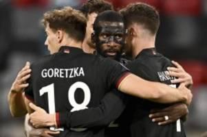 Fußball-EM: Nervenkrimi: Goretzka rettet DFB-Elf ins EM-Achtelfinale