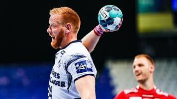 HBL: Flensburg wahrt Chance - Balingen bleibt in der Bundesliga