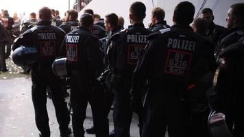 EM-Spiel in München: Polizei stellt sich auf Protest vor Deutschland-Spiel ein