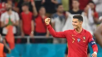 Fußball-EM - 20. Tor bei WM oder EM: Cristiano Ronaldo überholt Klose