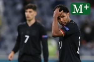Fußball-EM: Wundertüte DFB-Team: Das sind die Probleme der Mannschaft