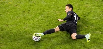 Fußball-EM 2021: Deutschlands Jungstar Jamal Musiala gegen England - Dribbling zwischen zwei Heimaten