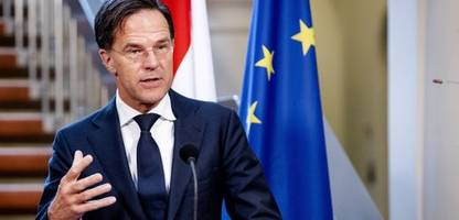 Mark Rutte sieht wegen Homosexuellen-Gesetz keinen Platz mehr für Ungarn in der EU