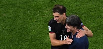 EM 2021 – DFB-Remis gegen Ungarn: Aus dem Hintergrund müsste Goretzka schießen