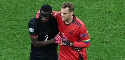 EM 2021: Diese Gegner drohen Deutschland auf dem Weg ins Endspiel