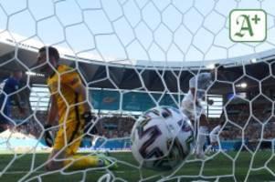 Fußball-EM: Fazit zur EM-Gruppenphase: Das Turnier der Eigentore