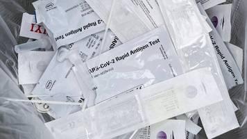 Durchsuchungen in Berlin: Verdacht auf Betrug mit Corona-Tests – zwei Festnahmen