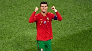 EM 2021: Cristiano Ronaldo stellt Tor-Rekorde gegen Frankreich auf