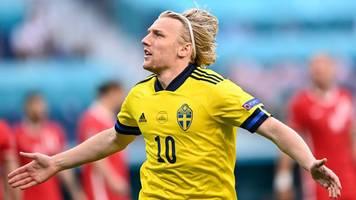 Fußball-EM - Der neue Zar der Schweden: St. Emilsburg Forsberg