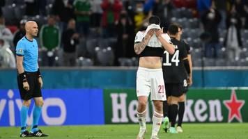 Nach Remis gegen DFB-Elf - Märchen ohne Happy End: Ungarn untröstlich nach EM-Aus