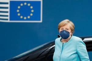 Grüne machen Merkel für Krise der EU mitverantwortlich