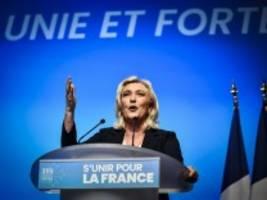 frankreich: stabil am provozieren