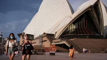 australien: lockdown in sydney wird verlängert
