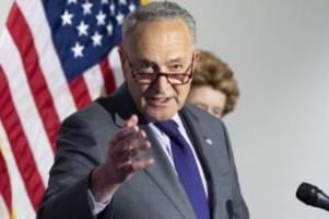 us-wirtschaft: us-demokraten einig über billionenschweren haushaltsentwurf