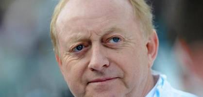 Starkoch Alfons Schuhbeck meldet Insolvenz an
