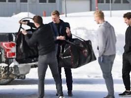 Könnte nicht glücklicher sein: Erster NHL-Profi hat sein Coming-out