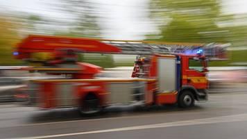 Hoher Sachschaden nach Bäckerei-Brand in Gelsenkirchen