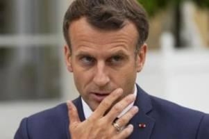 Corona-Pandemie: Frankreich verschärft wieder Corona-Regeln